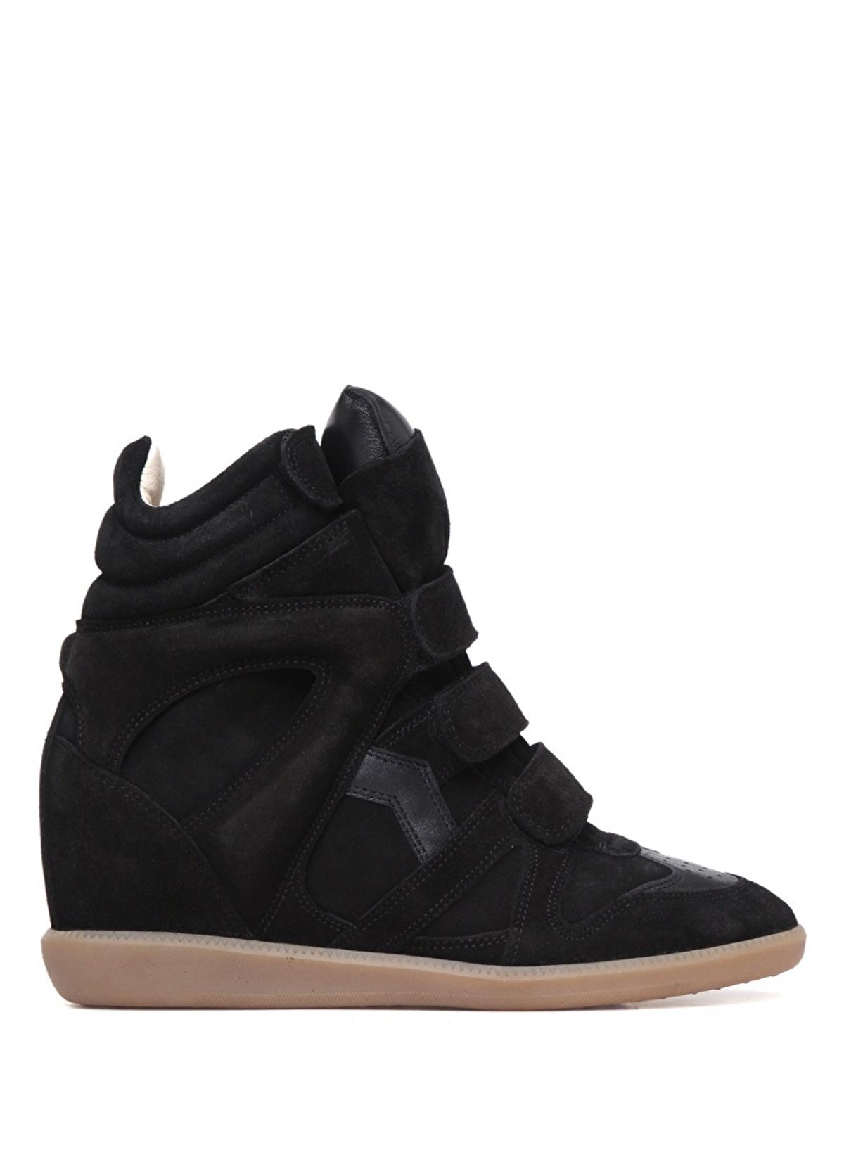 on sale 77459 d7823 Etoile Isabel Marant Lifestyle Ayakkabı Siyah ...
